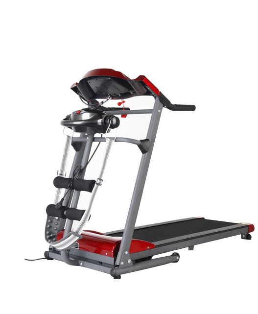 1.75HP Electric Treadmill with Massager