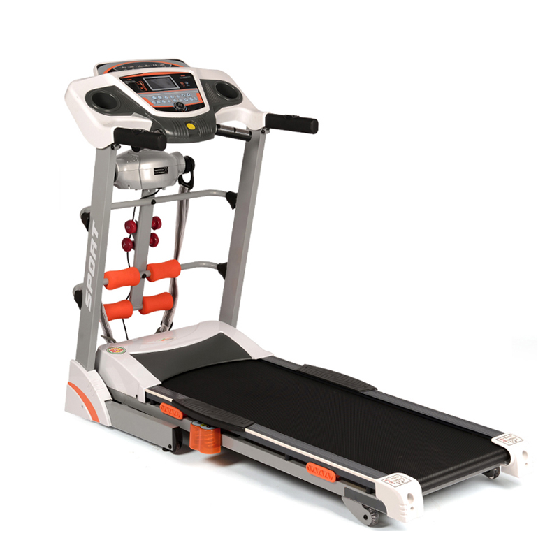 2.5HP Electric Treadmill with Massager