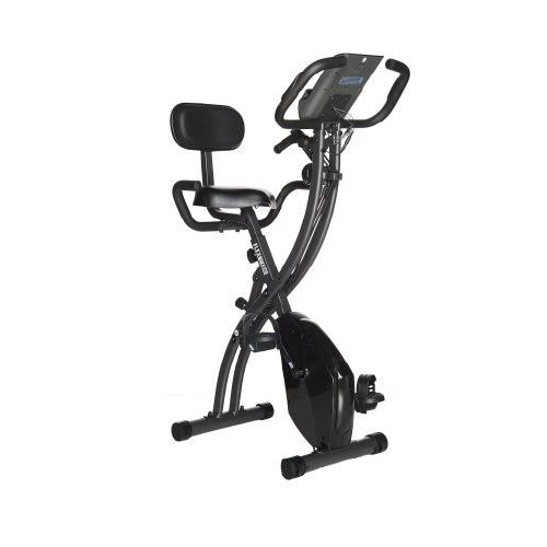 EXERCISE BIKE WITH BANDS
